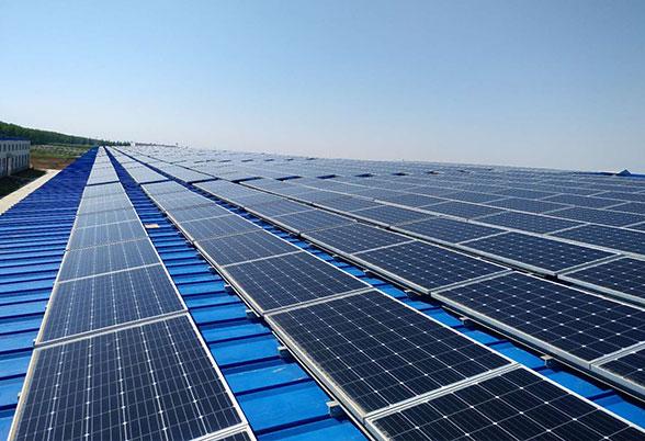 太阳能光伏发电系统,光伏发电厂家,光伏发电安装