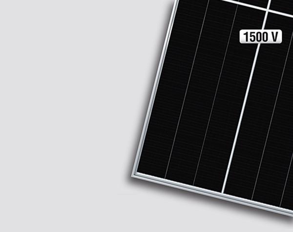 LR6-600PH高效叠片组件