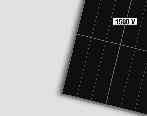 LR6-720PH高效叠片组件
