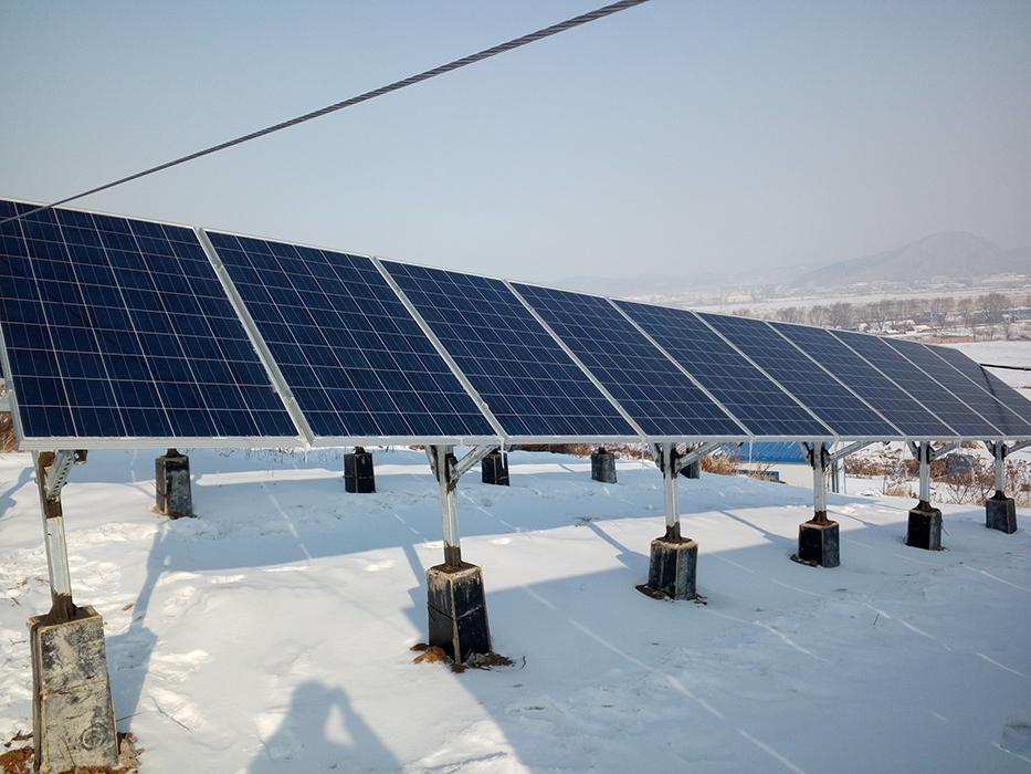 光伏发电系统施工原则有哪些