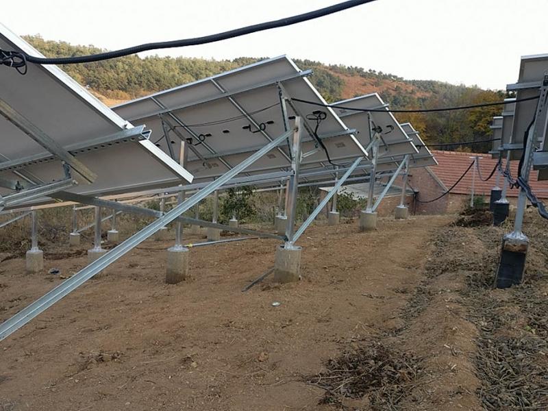 铁岭10KW户用光伏电站