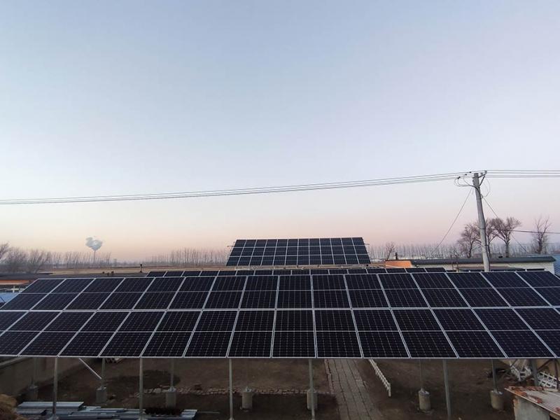 光伏发电厂家——农村安装光伏发电有哪些优势?
